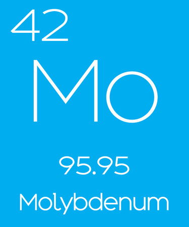 periodic element: An Informative Illustration of the Periodic Element - Molybdenum