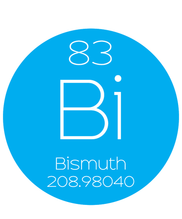 bismuth: An Informative Illustration of the Periodic Element - Bismuth