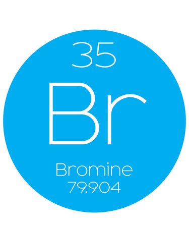 halogens: An Informative Illustration of the Periodic Element - Bromine