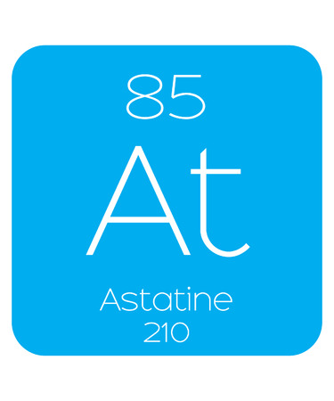 periodic element: An Informative Illustration of the Periodic Element - Astatine