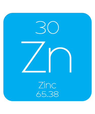 halogens: An Informative Illustration of the Periodic Element - Zinc