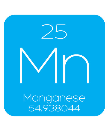 periodic element: An Informative Illustration of the Periodic Element - Manganese