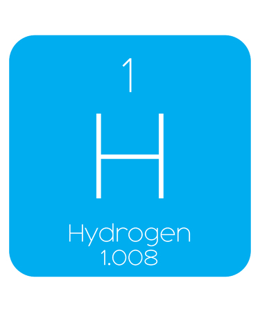 hydrogen: An Informative Illustration of the Periodic Element - Hydrogen