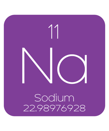 The periodic table of the elements sodium stock photo picture and stock photo the periodic table of the elements sodium urtaz Choice Image