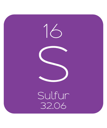 periodic table of the elements: The Periodic Table of the Elements Sulfur