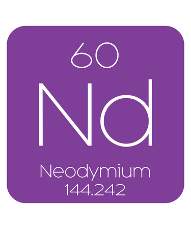 periodic table of the elements: The Periodic Table of the Elements Neodymium