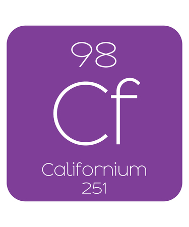 periodic table of the elements: The Periodic Table of the Elements Californium