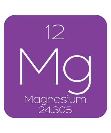The periodic table of the elements magnesium stock photo picture the periodic table of the elements magnesium stock photo 46327396 urtaz Choice Image