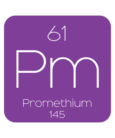 periodic table of the elements: The Periodic Table of the Elements Promethium