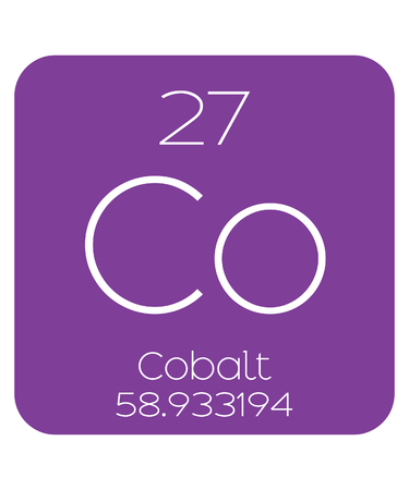 periodic table: The Periodic Table of the Elements Cobalt