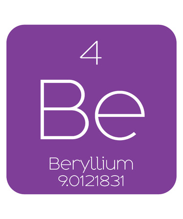 periodic table of the elements: The Periodic Table of the Elements Beryllium
