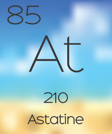 periodic table of the elements: The Periodic Table of the Elements Astatine