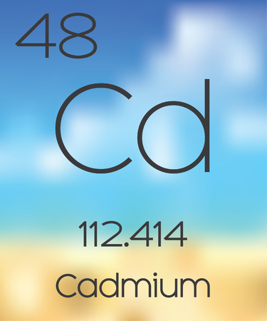 periodic table: The Periodic Table of the Elements Cadmium