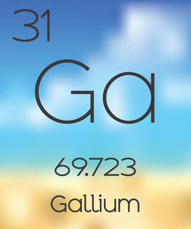 periodic table: The Periodic Table of the Elements Gallium