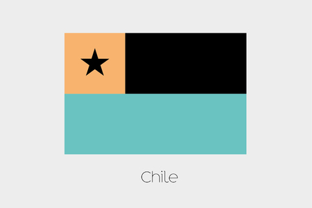 inverted: An Inverted Flag of  Chile