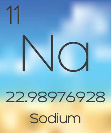 periodic table of the elements: The Periodic Table of the Elements Sodium