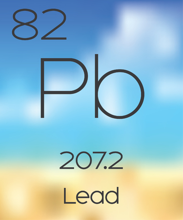 periodic table: The Periodic Table of the Elements Lead