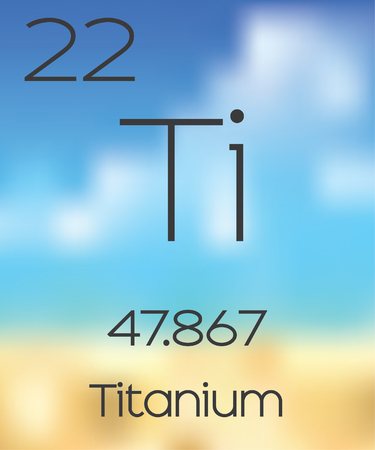 titanium: The Periodic Table of the Elements Titanium