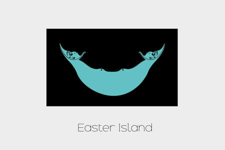 inverted: An Inverted Flag of  Easter Island
