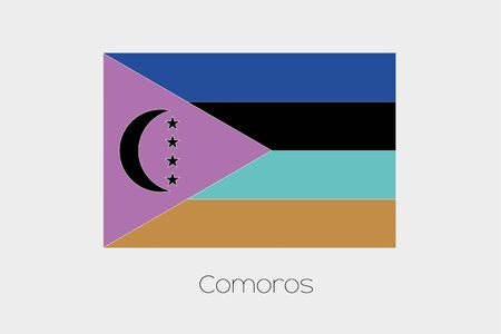 inverted: An Inverted Flag of  Comoros