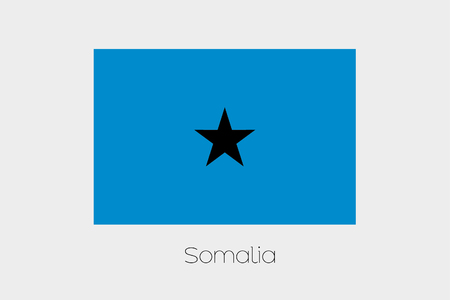 inverted: An Inverted Flag of  Somalia