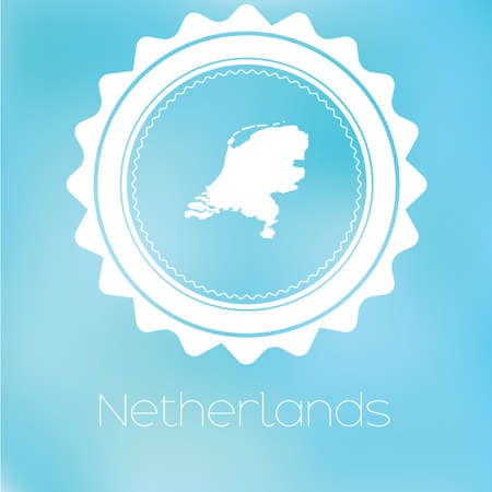 map of netherlands: A Map of the country of Netherlands
