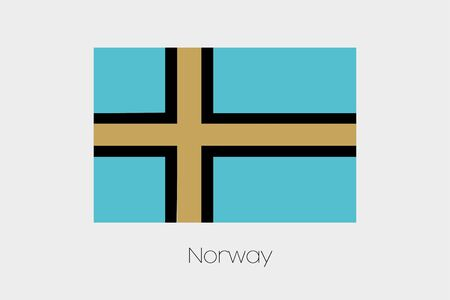 inverted: An Inverted Flag of  Norway
