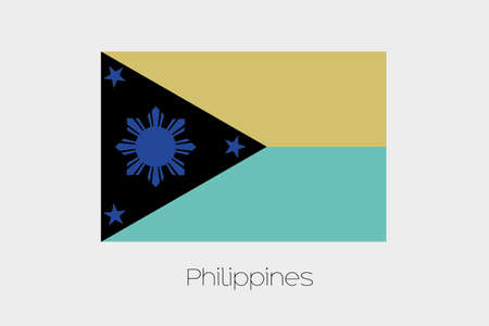 inverted: An Inverted Flag of  Philippines