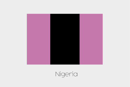 inverted: An Inverted Flag of  Nigeria