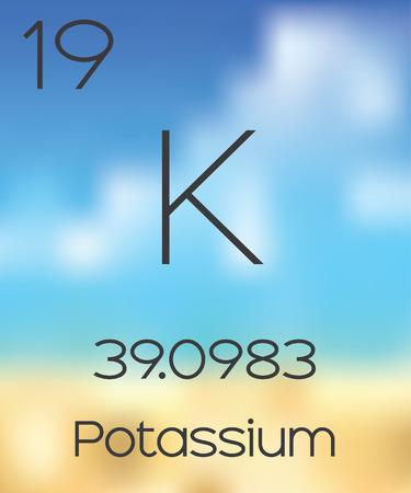 potassium: The Periodic Table of the Elements Potassium