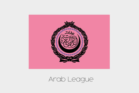 inverted: An Inverted Flag of  ArabLeague