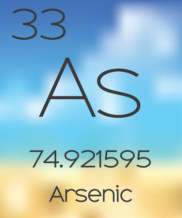 periodic table: The Periodic Table of the Elements Arsenic