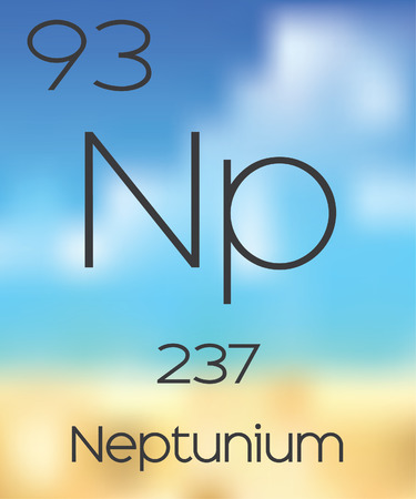 periodic table of the elements: The Periodic Table of the Elements Neptunium