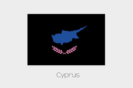 inverted: An Inverted Flag of  Cyprus