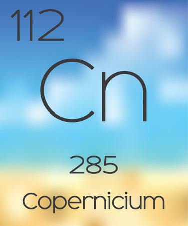 periodic table: The Periodic Table of the Elements Copernicium
