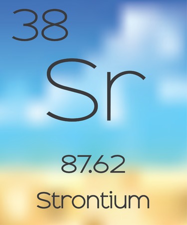 strontium: The Periodic Table of the Elements Strontium