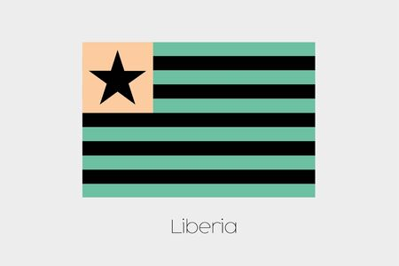 inverted: An Inverted Flag of  Liberia