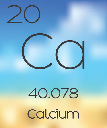 periodic table: The Periodic Table of the Elements Calcium