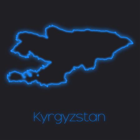 kyrgyzstan: Un esquema de ne�n de Kirguist�n