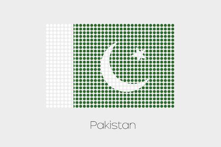 Pakistan: A Flag Illustration of Pakistan
