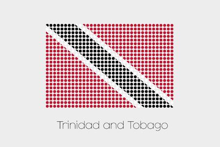 tobago: A Flag Illustration of Trinidad and Tobago