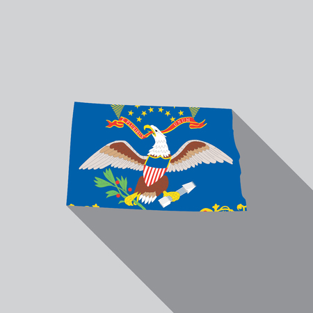 endorsing: A United States Illustration of North Dakota