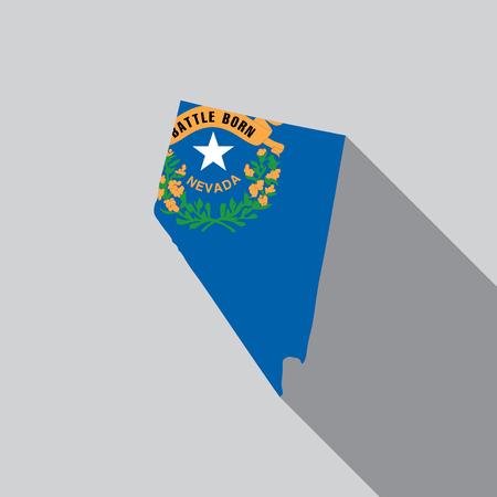 nevada: A United States Illustration of Nevada