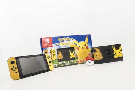 nintendo switch special edition console 2018
