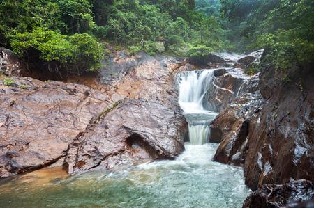 chang: Than Mayom Waterfall, Koh Chang, Thailand