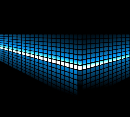 volume glow light: Abstract background Stock Photo