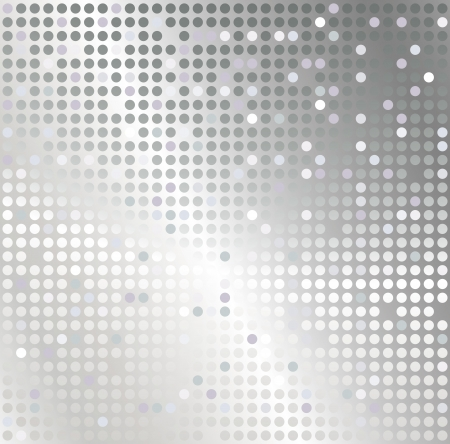 silver background: Abstract background Stock Photo