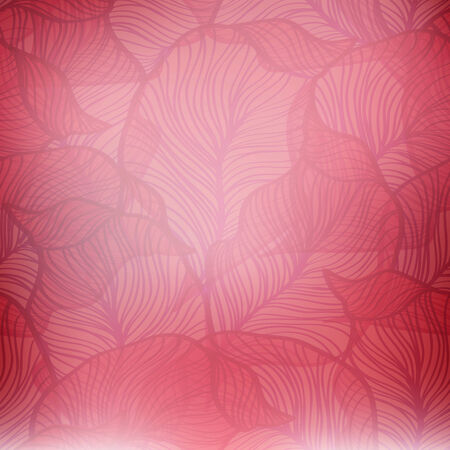 Vector Abstract pink vintage background Vector