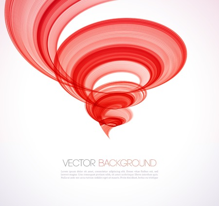 whirlwind: Vector Abstract twist waves  background. Template brochure design