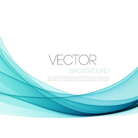 enfumaçado: Vector ondas esfuma